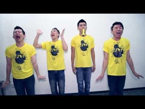 Banana Minion Dance Tribute by Rejuvenate Dance Crew hahahahah