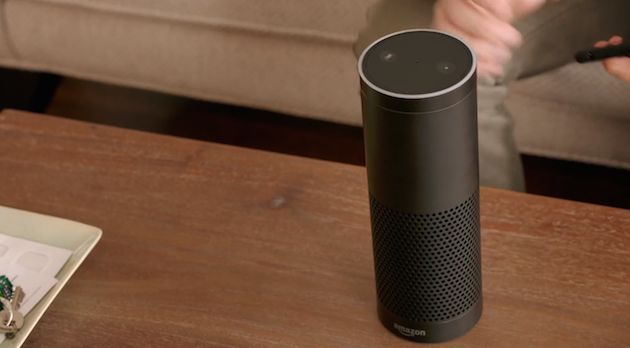 Last week it was a new streaming stick, and this week it's a speaker. Today, Amazon announced the Echo: a $199 speaker that caters to your Prime music,