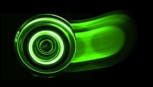 Wheel LED Lighting Kit for RC Drift Cars (Set of 4) - Green