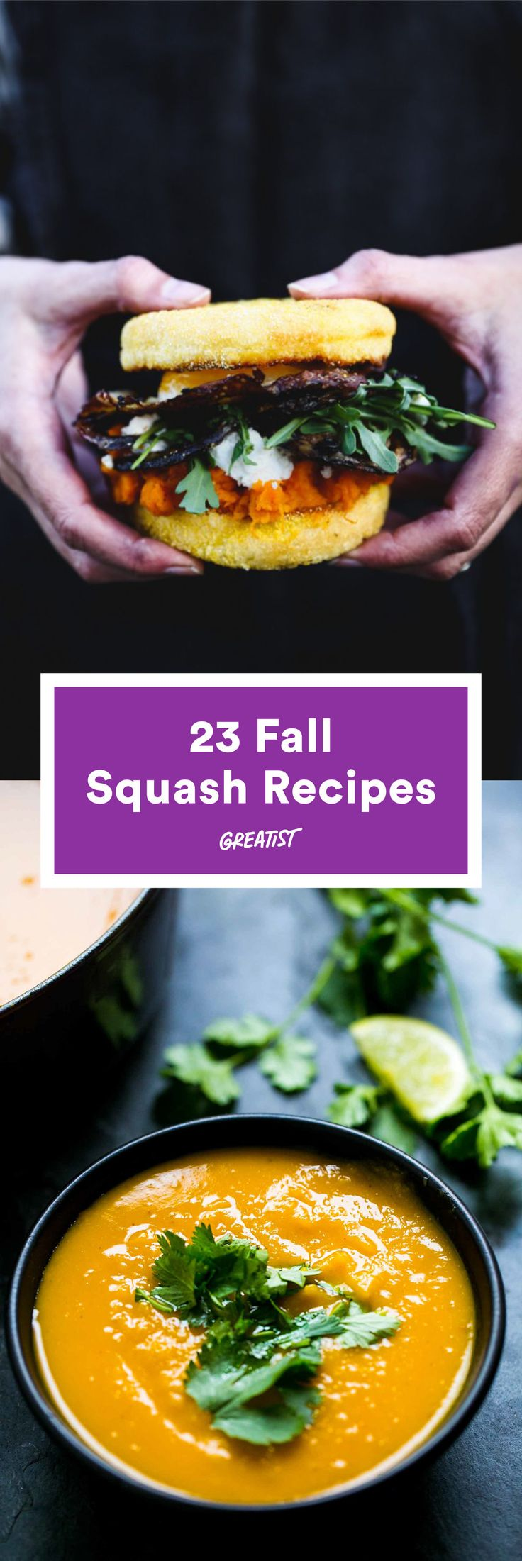 Meet your new favorite veg. #greatist http://greatist.com/eat/kabocha-squash-recipes