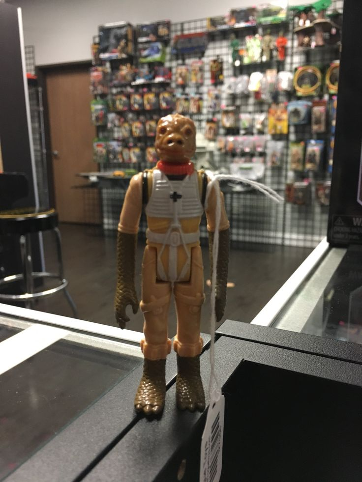 Kenner Star Wars 1980 Bossk Vintage action figure