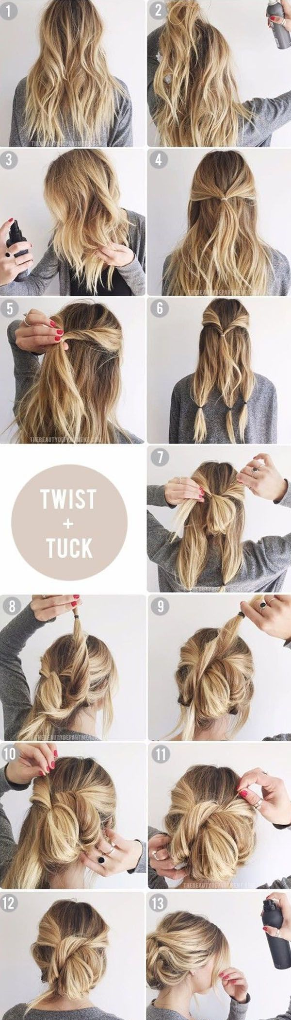 Cowgirl - Doable Updos