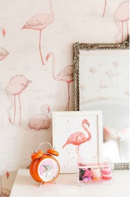 Pink Flamingo Day - The Glam Pad