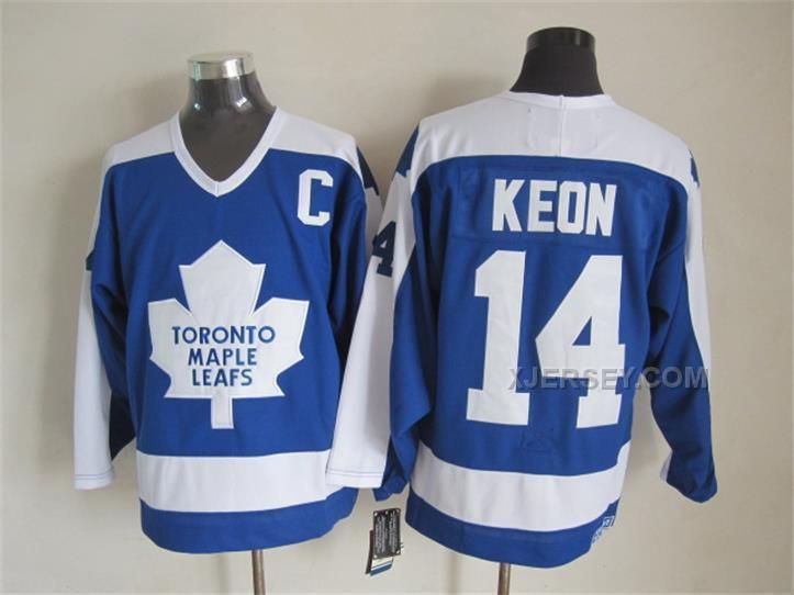 http://www.xjersey.com/maple-leafs-14-keon-blue-ccm-jersey.html MAPLE LEAFS 14 KEON BLUE CCM JERSEY Only $50.00 , Free Shipping!