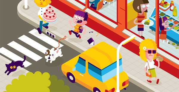 Sneaky Allergen on Behance