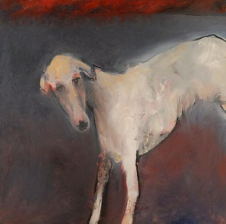 Mel McCuddin - 'The Pale Runner' - The Art Spirit Gallery of Fine Art  Found on theartspiritgallery.com