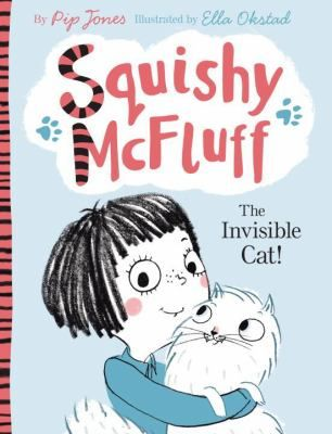 Can you see him? My kitten? Close your eyes tight. His fur is so soft and all silvery white Imagine him quick! Have you imagined enough? Oh, good, you can see him! It's Squishy McFluff! When Ava discovers an imaginary cat in the cabbage patch, she knows she's found a new best friend.