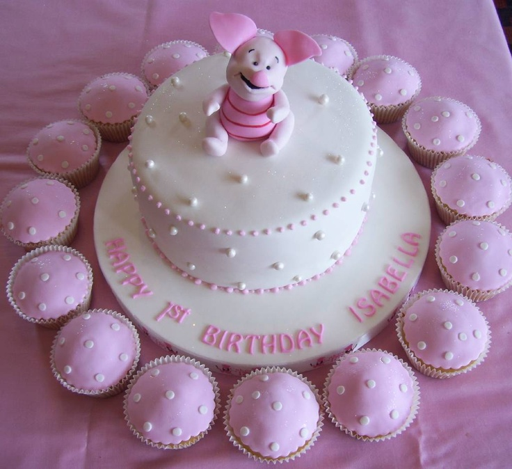 piglet cake - my favorite