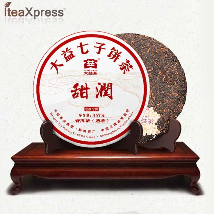 $32.84 (Buy here: https://alitems.com/g/1e8d114494ebda23ff8b16525dc3e8/?i=5&ulp=https%3A%2F%2Fwww.aliexpress.com%2Fitem%2FChinese-Dayi-Pu-er-Tea-Sweet-Smooth-Ripe-Pu-Er-Tea-357g-Menghai-Tea-Yunnan-Shu%2F32700717308.html ) Chinese Dayi Pu'er Sweet Smooth Ripe Pu Er Tea 357g Menghai Tea Yunnan Shu Puerh Tea Puer Green Food Health Care Chinese Tea for just $32.84