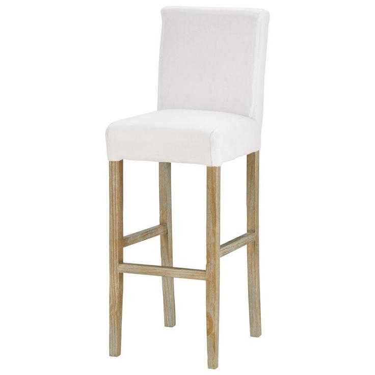 Chaise haute de bar housser il existe chez maisons du for Fabriquer une chaise
