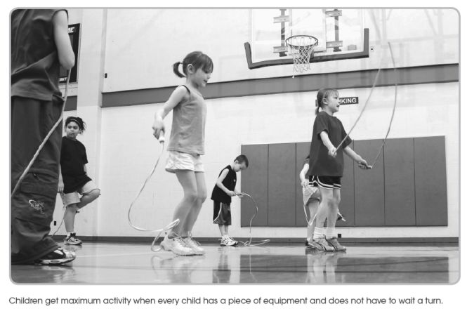 Schoolwide Physical Activity: The Role and Responsibilities of the Physical Education Teacher in the School Physical Activity Program