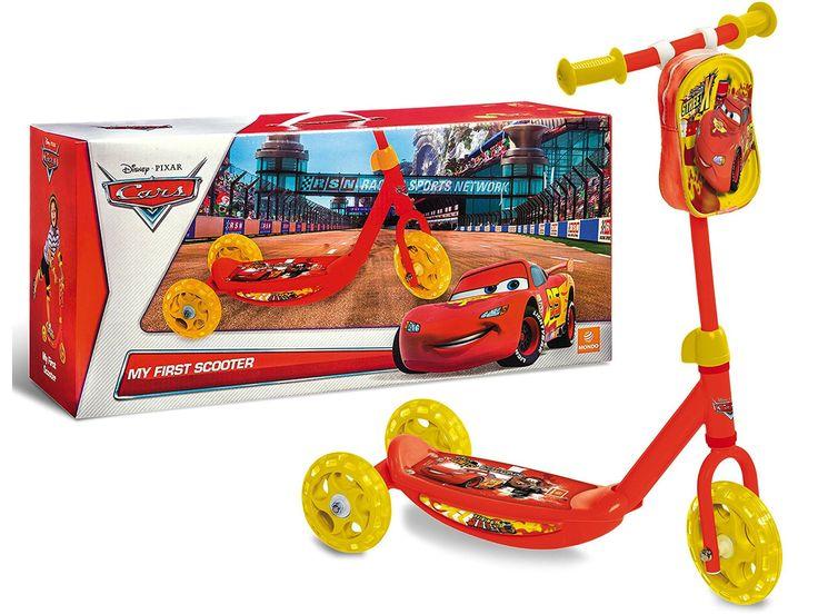 Hulajnoga Mondo 3-kołowa Cars