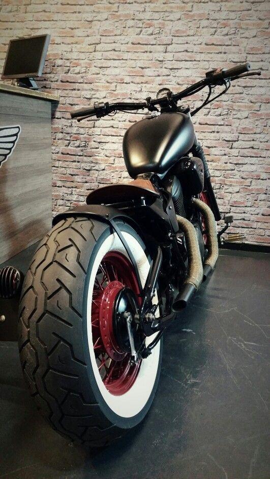 Bobber Inspiration Bobberbrothers motorbike Harley customized customs diy cafe r…