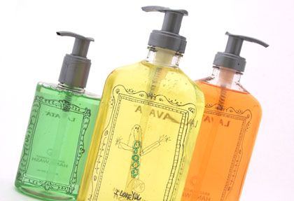 Hand Soap tutorial featuring your child's artwork!