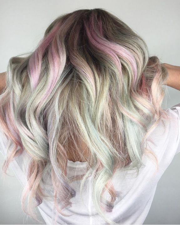 Beste haarfarbe pink