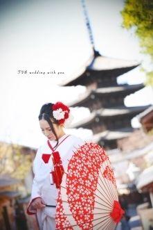 京都 前撮り 和装 ウェディング 着物