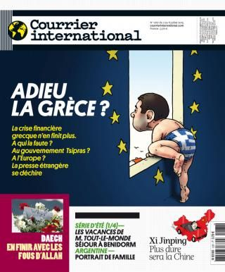 Courrier international 1287, du 02 juillet 2015
