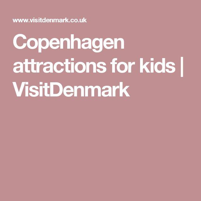 Copenhagen attractions for kids | VisitDenmark