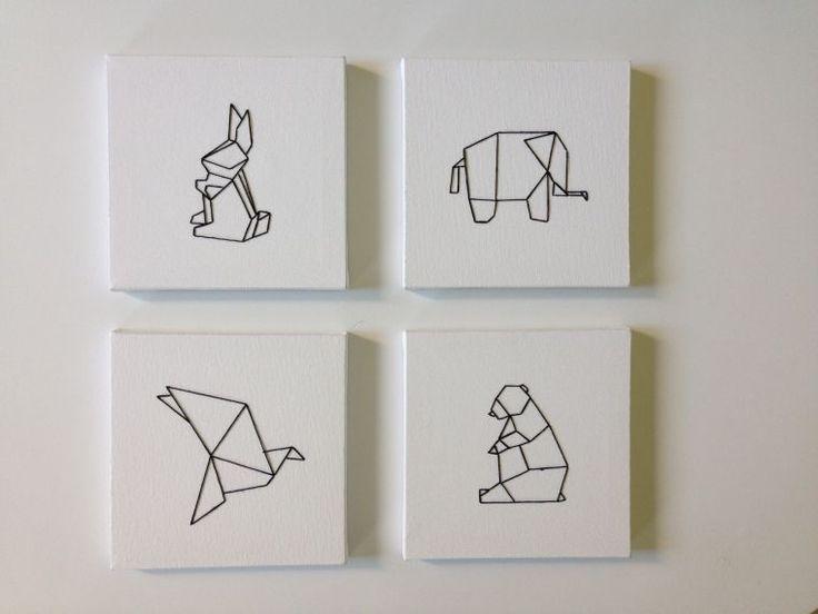 Tuto : châssis brodéshttps://dansmacachette.com/2016/06/09/tuto-des-chassis-brodes-mes-petits-animaux-origami/comment-page-1/#comment-276