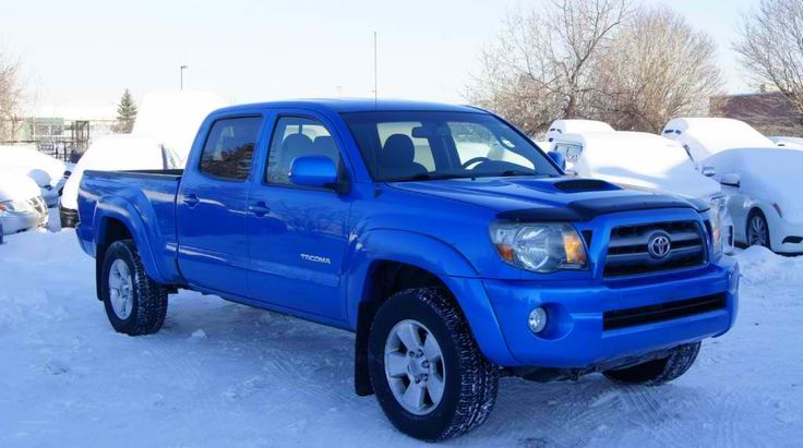 2010 #TOYOTA #TACOMA DOUBLE CAB CREW CAB TRD PACKAGE