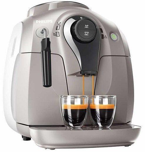 Philips 2000 Series Espresso / Cappuccino Machine - HD8645/67
