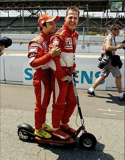 Alonso vs schumacher yahoo dating 1