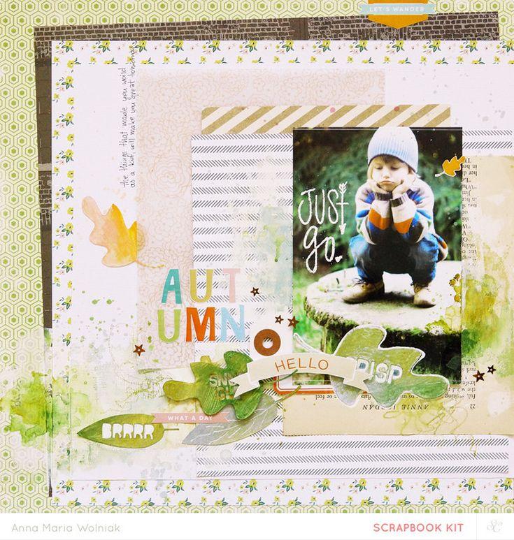 Imagen 1 de las hojas de otoño [kit principal Only] por ania-maria