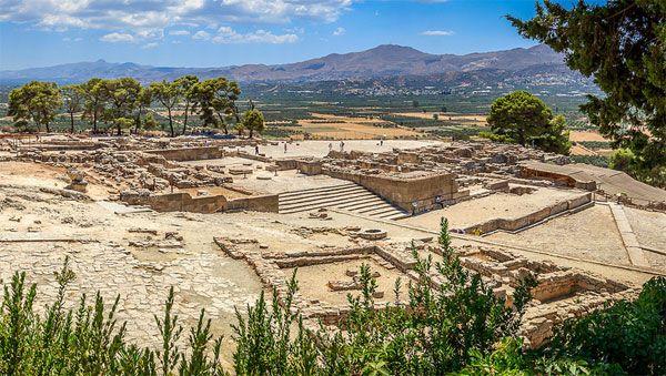 Antic #Creta, Greece.