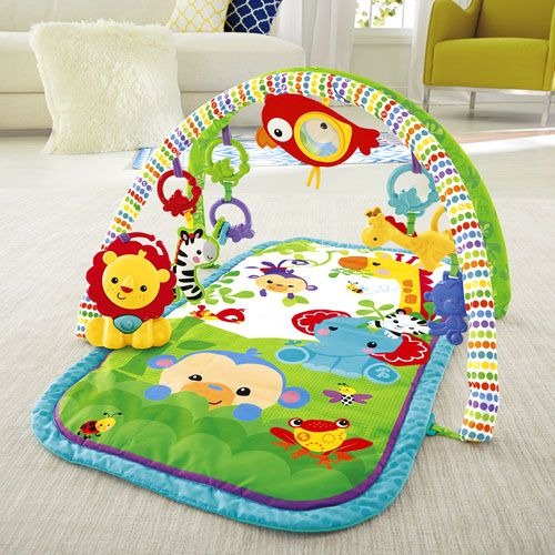 14 best images on pinterest fisher price newborn toys portable activity mat keeps baby busy with toys sound and music five linkable toys plus an adorable take along musical lion with fun sounds and two music publicscrutiny Images