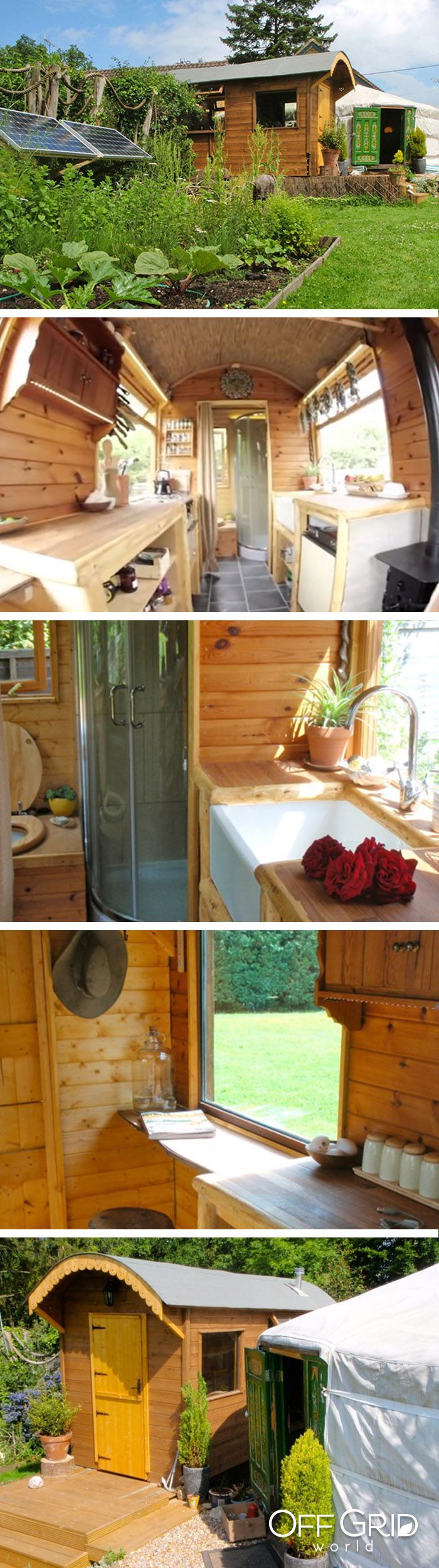 Best 25+ Off grid house ideas on Pinterest | Root cellar, Rustic ...