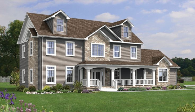 65 best traditional modular prefab homes images on pinterest for Southern indiana home builders