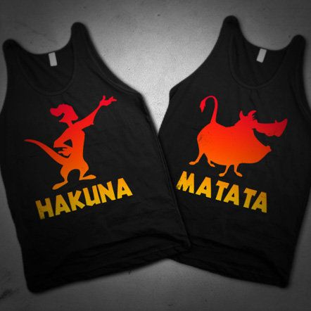 Best friend shirts, i think yes!