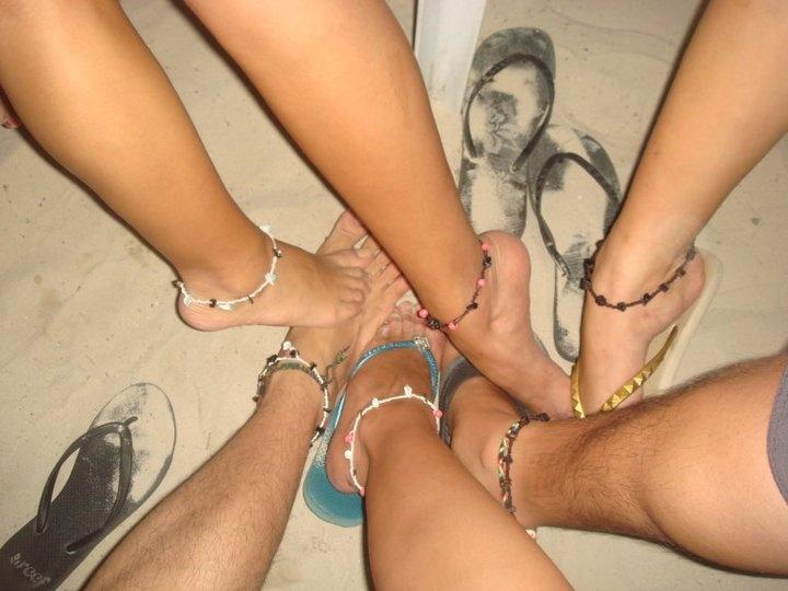 friendship anklets in Boracay :))): Friendship Anklet, Anklet Inspiration