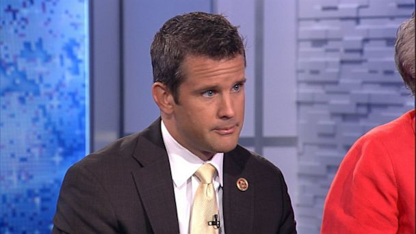 "Following his comments on ""This Week,"" Kinzinger's office confirmed that the White House did reach out Sunday to the Illinois Republican and Air Force veteran. Description from abcnews.go.com. I searched for this on bing.com/images"