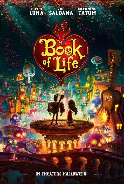 Songs featured in The Book of Life trailer - Do or Die by 30 Seconds to Mars and Just a Friend by Biz Markie