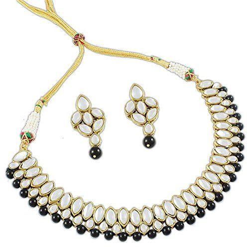 Black Pearls Double Kundan Indian Bollywood Gold Plated N... https://www.amazon.com/dp/B01N126ISG/ref=cm_sw_r_pi_dp_x_lGcLybVXEWR88