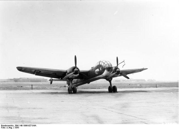 Bundesarchiv Bild 146-1996-027-04A, Junkers Ju 288 V 2