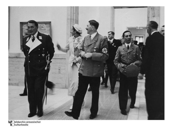 80 years ago: How 'degenerate art' purges devastated Germany's museums