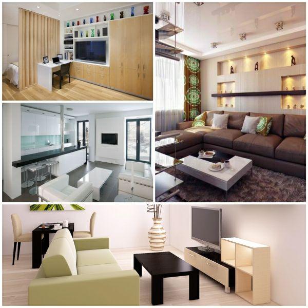 interieur ideen kleine wohnung m belideen. Black Bedroom Furniture Sets. Home Design Ideas