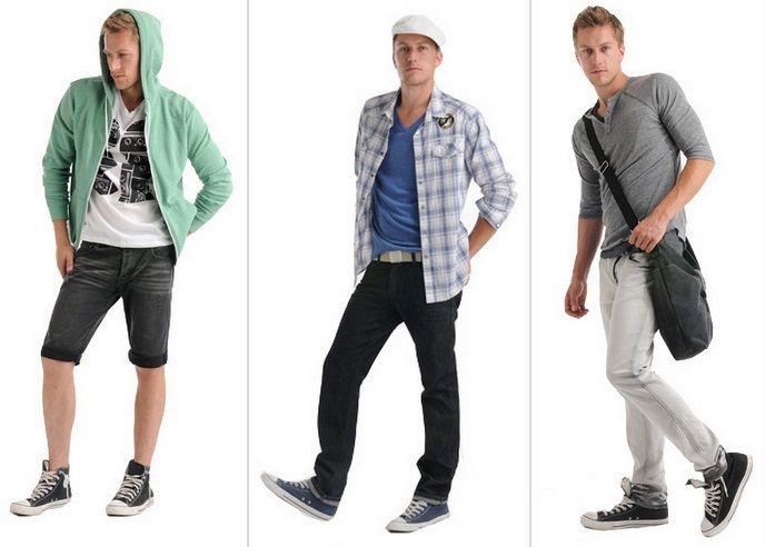 Primo-giorno-di-scuola-alle-superiori-per-lui-gli-outfit-cool-camicia-uomo.jpg (688×492)