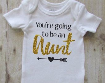 Pregnancy Reveal Great Aunt Great Aunt Gifts Aunt Baby