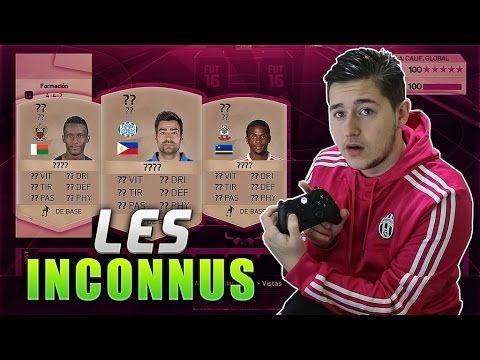 LES INCONNUS - FIFA 16