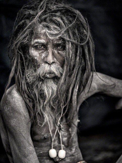 Aghori, India