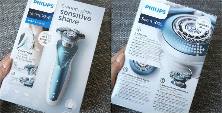 TEST: Philips Shaver series 7000 – elektrický strojček suché/ mokré holenie - KAMzaKRÁSOU.sk