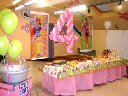 decorazioni compleanno bambina - Cerca con Google