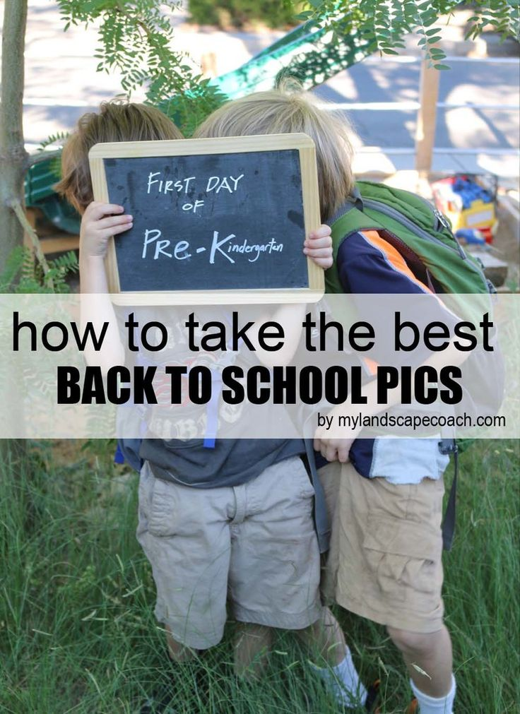 BEST BACK TO SCHOOL PICTURES