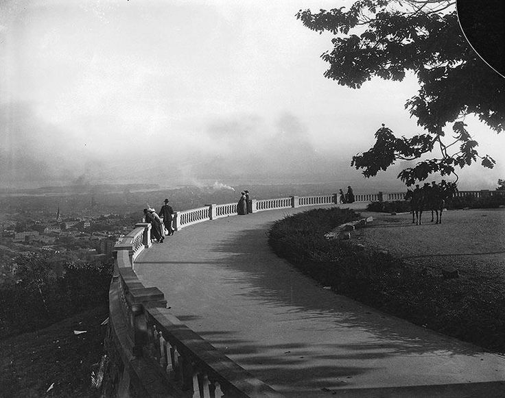 Mont-Royal 1916, Montreal, Quebec, Canada