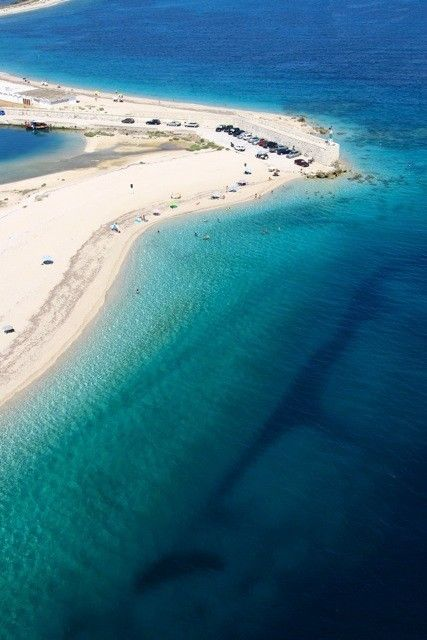 Kastro beach, Lefkada island ~ Greece