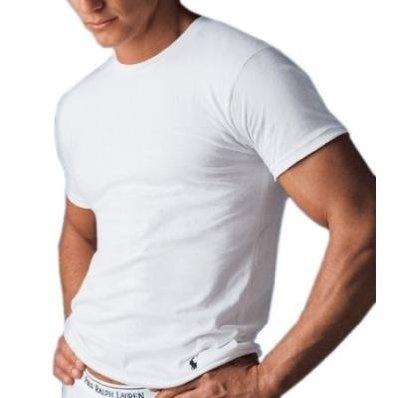 Ralph Lauren Pack of 3 Mens Crew Neck T-Shirts / Tops £19.95