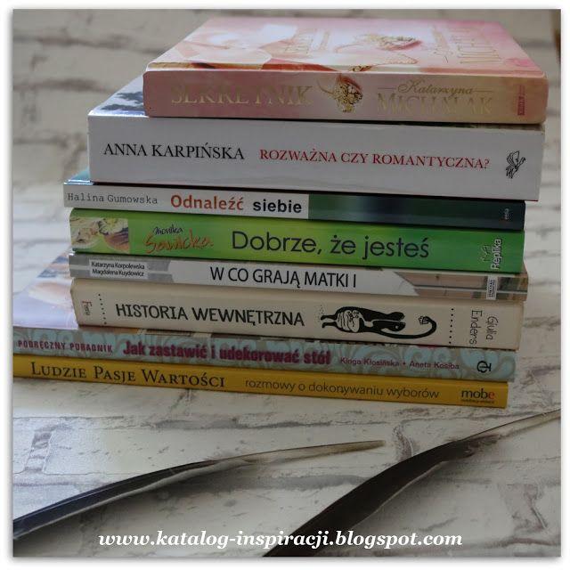 Katalog inspiracji: Książkowe co nieco